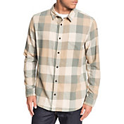 Quiksilver Men's Motherly Flannel Long Sleeve Shirt