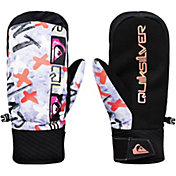 Quiksilver Men's Method Anniversary Snow Mitt