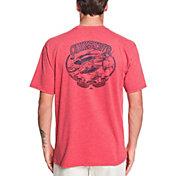 Quiksilver Men's Pacific Schools Short Sleeve T-Shirt