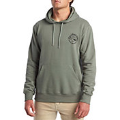 Quiksilver Men's Reverse Screen Fleece Hoodie
