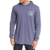 Quiksilver Men's Shaper Script Hooded Top