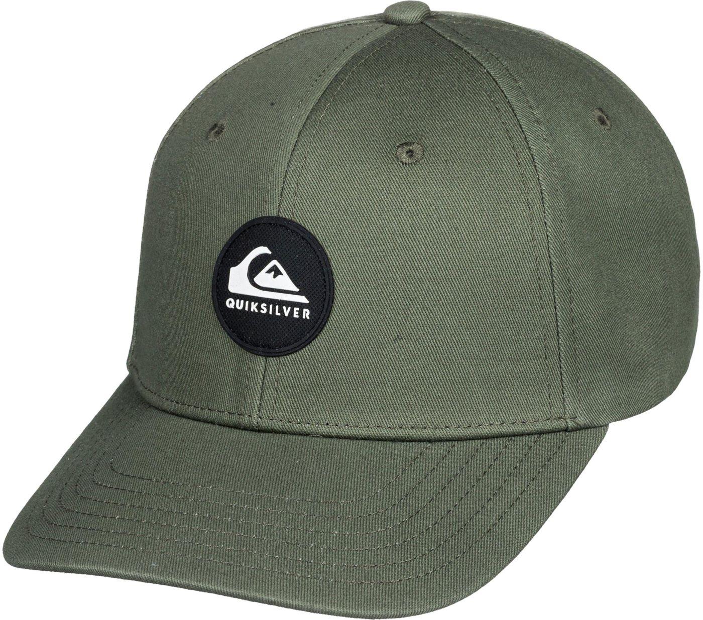 Quiksilver Men's Super Unleaded Snapback Hat