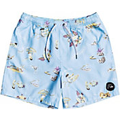 """Quiksilver Men's Southern Dreaming Volley 17"""" Board Shorts"""