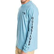 Quiksilver Men's Staple Sanwich Long Sleeve T-Shirt