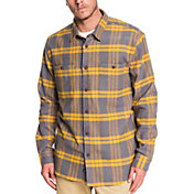 Quiksilver Men's Outer Ridge Long Sleeve Flannel Shirt