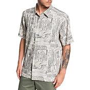 Quiksilver Men's Vaianae Bay Woven Shirt