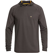 Quiksilver Men's Waterman Hooked Hoodie Lycra Long Sleeve Rash Guard