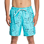 Quiksilver Men's Waterman Seasick Hilo Volley Board Shorts