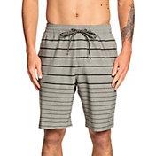 Quiksilver Men's Waterman Suva Stripe Amphibian Board Shorts