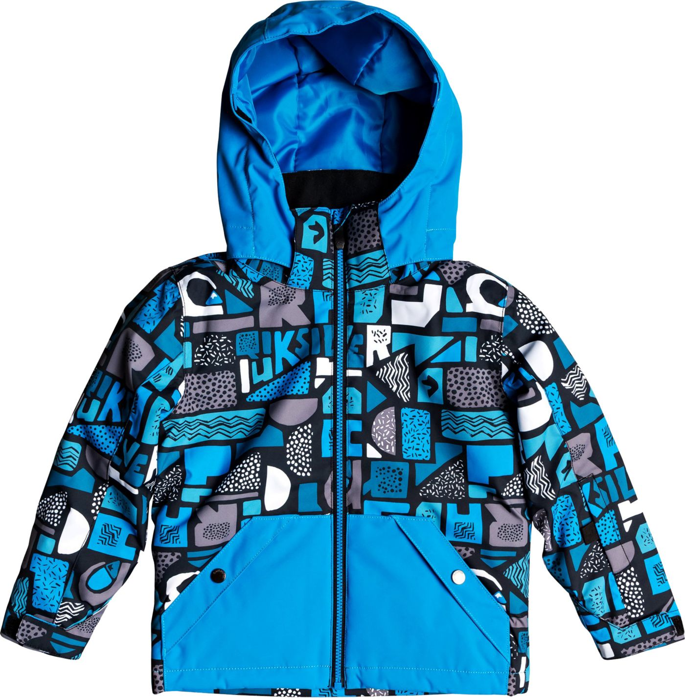 Quiksilver Toddler Boys' Mission Insulated Snow Jacket