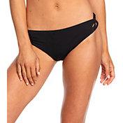 Roxy Women's Beach Classics Full Bikini Bottoms
