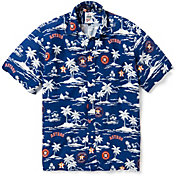 Reyn Spooner Men's Houston Astros Vintage Rayon Button-Down Shirt