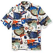 c9c220d0 Reyn Spooner Men's Houston Astros Vintage Rayon Button-Down Shirt ...