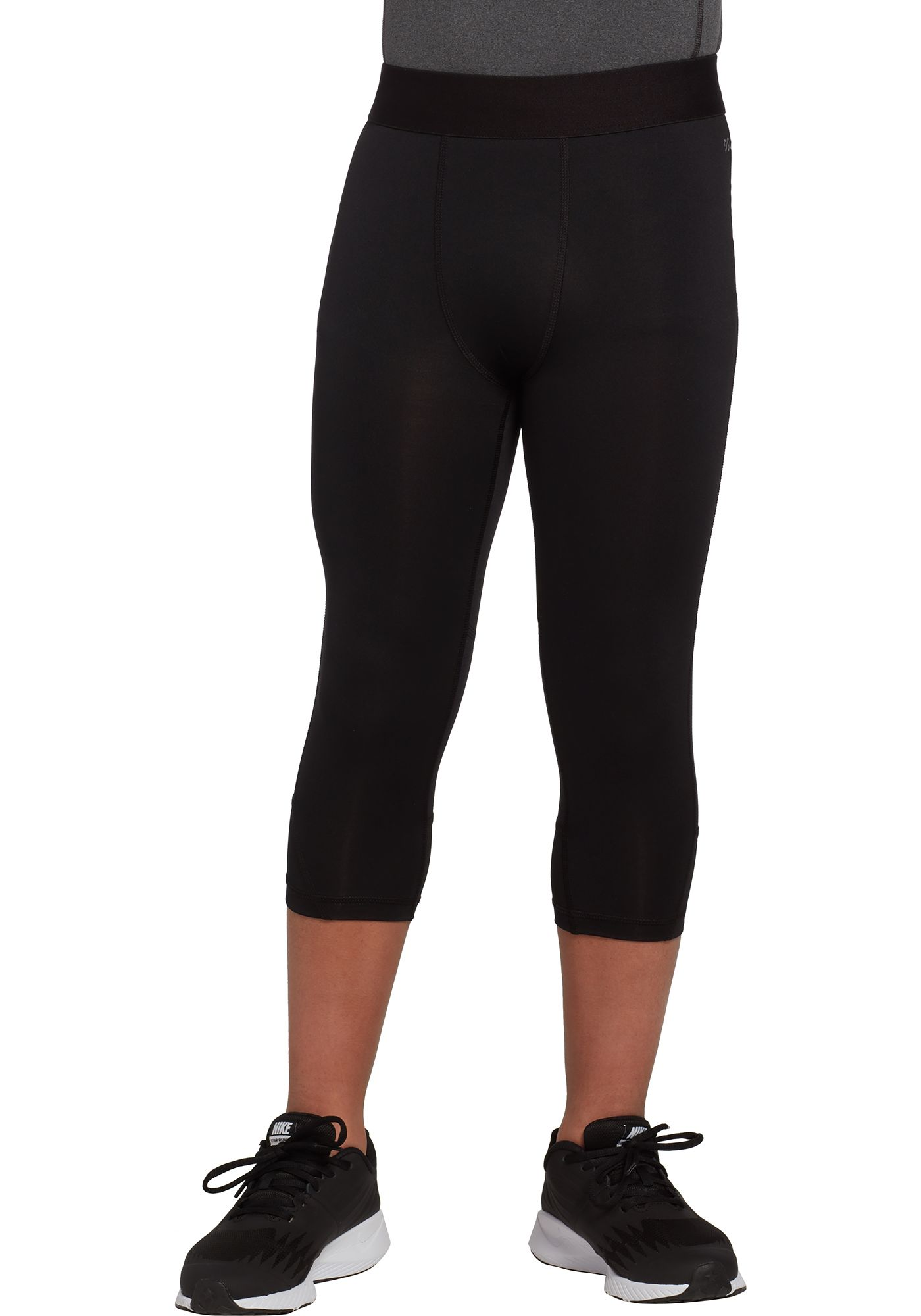 DSG Boys' 3/4 Compression Tights