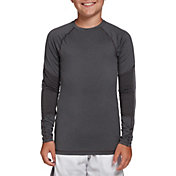 DSG Boys' Compression Long Sleeve Shirt