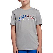 DSG Boys' Graphic Training T-Shirt in Mhg Legendary