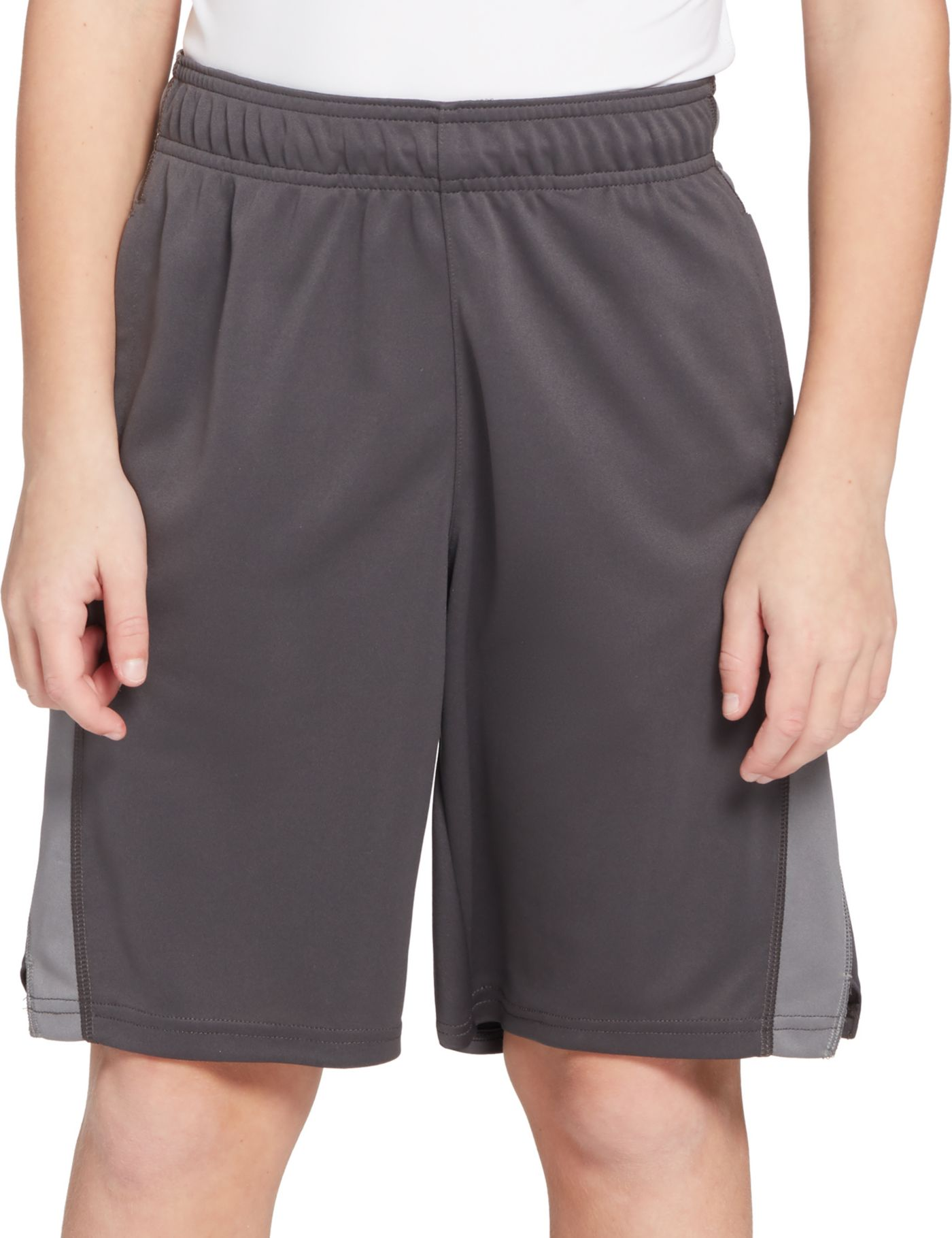 DSG Boys' Solid Training Shorts