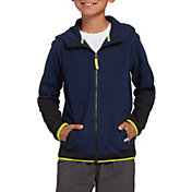 DSG Boys' Everyday Polar Fleece Full Zip Hoodie