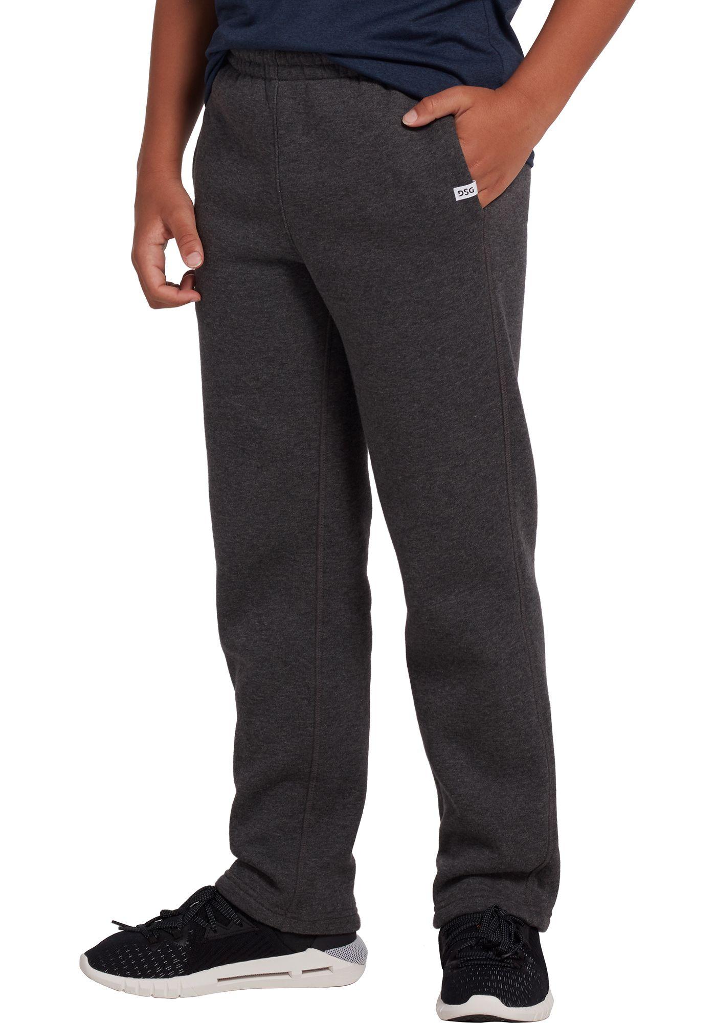 DSG Boys' Everyday Cotton Fleece Pant