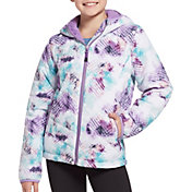 DSG Girls' Printed Insulated Jacket