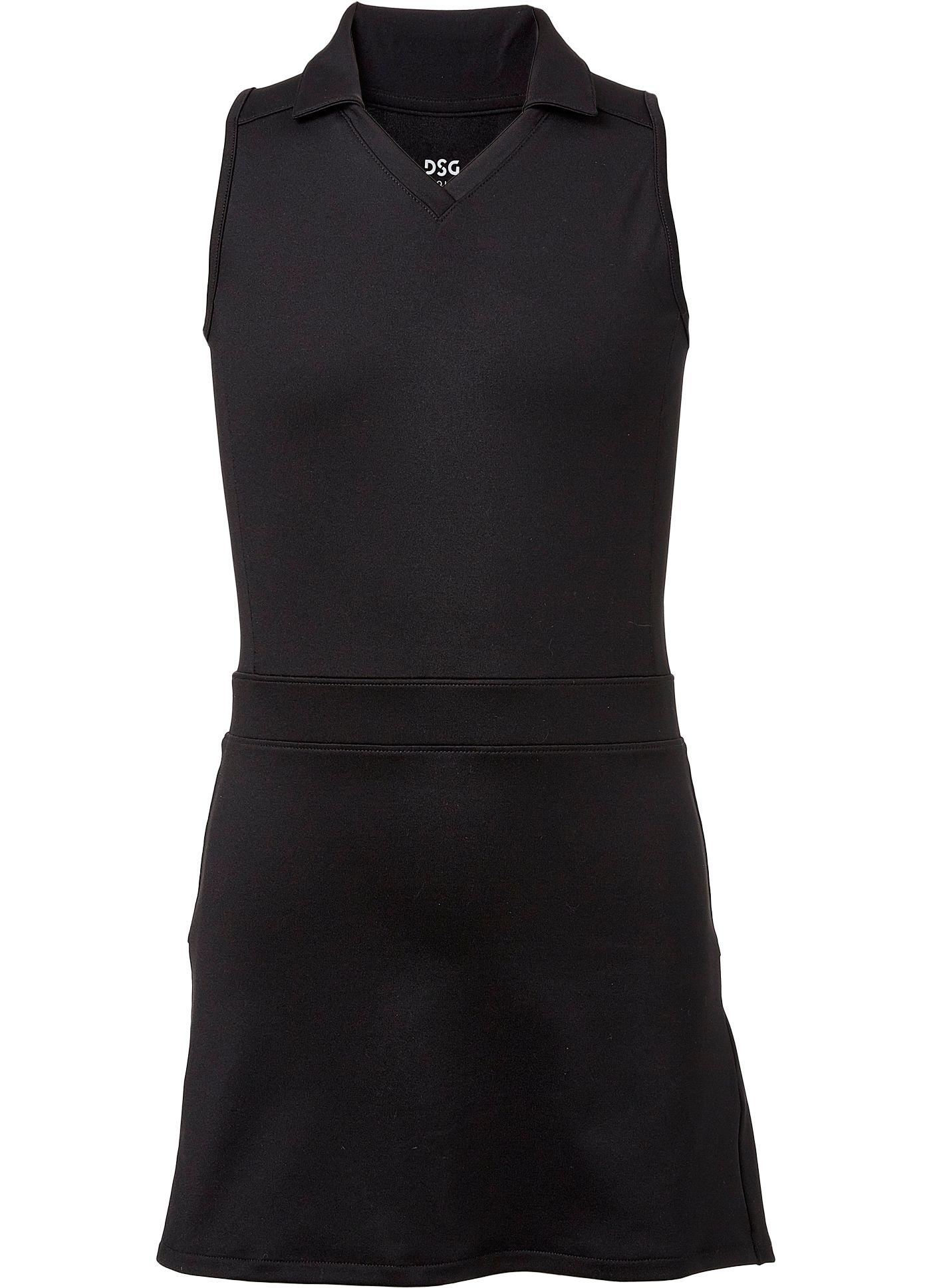 DSG Girls' Pleated Back Golf Dress