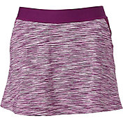 DSG Girls' Spacedye Knit Golf Skort
