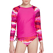 DSG Girls' Allstar Long Sleeve Rash Guard