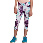 DSG Girls' Printed Performance Capris