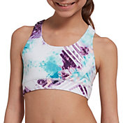 DSG Girls' Performance Fashion Sports Bra