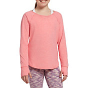 DSG Girls' Everyday Long Sleeve Shirt