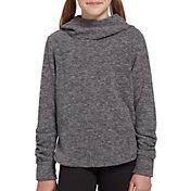 DSG Girls' Polar Fleece Hoodie