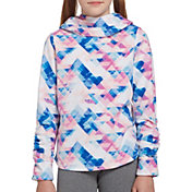 DSG Girls' Polar Fleece Hoodie