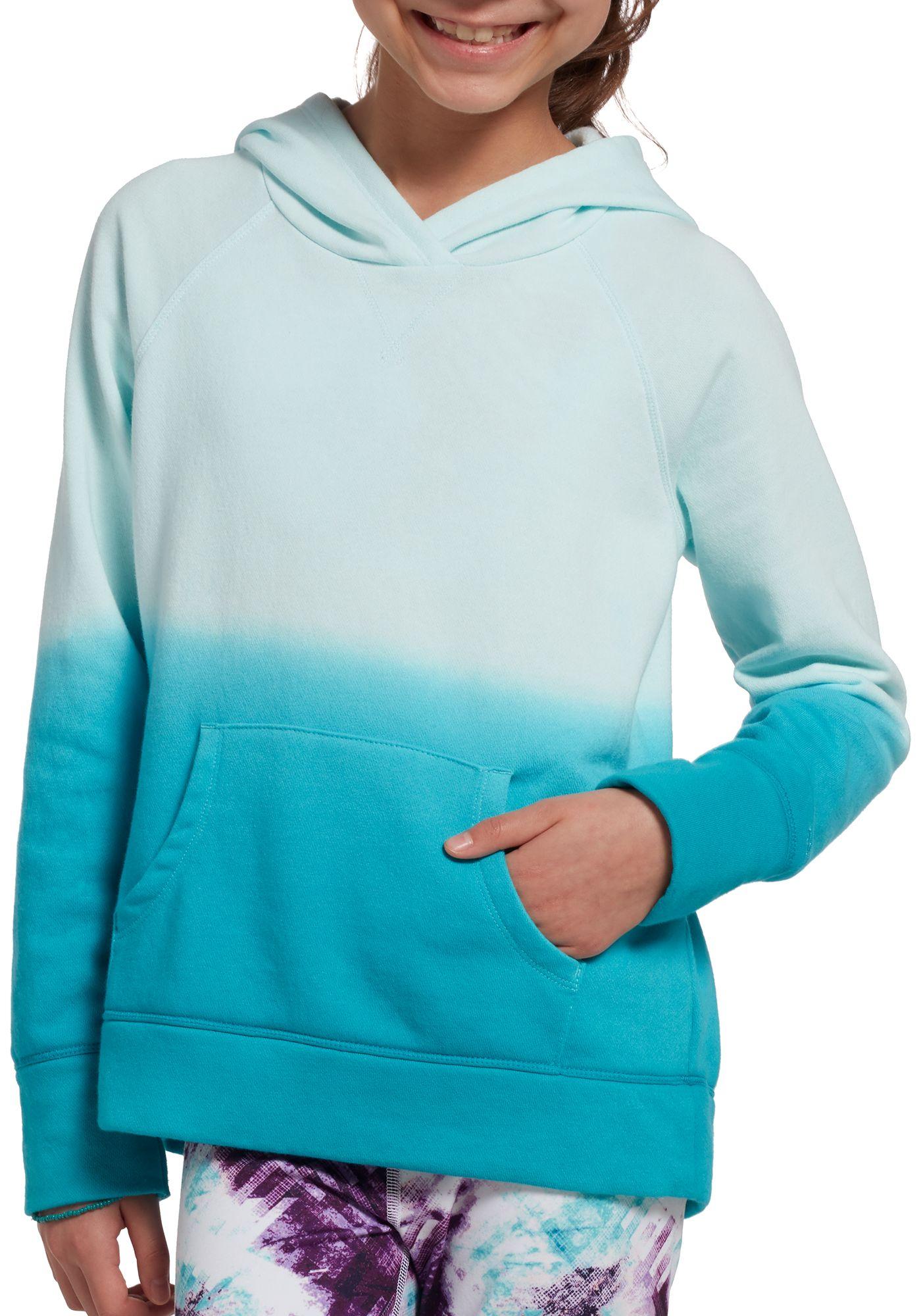 DSG Girls' Everyday Cotton Fleece Hoodie
