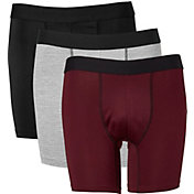 DSG Men's 6'' Boxer Briefs – 3 Pack