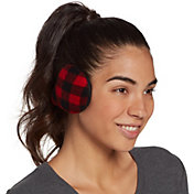 DSG Buffalo Plaid Ear Warmers