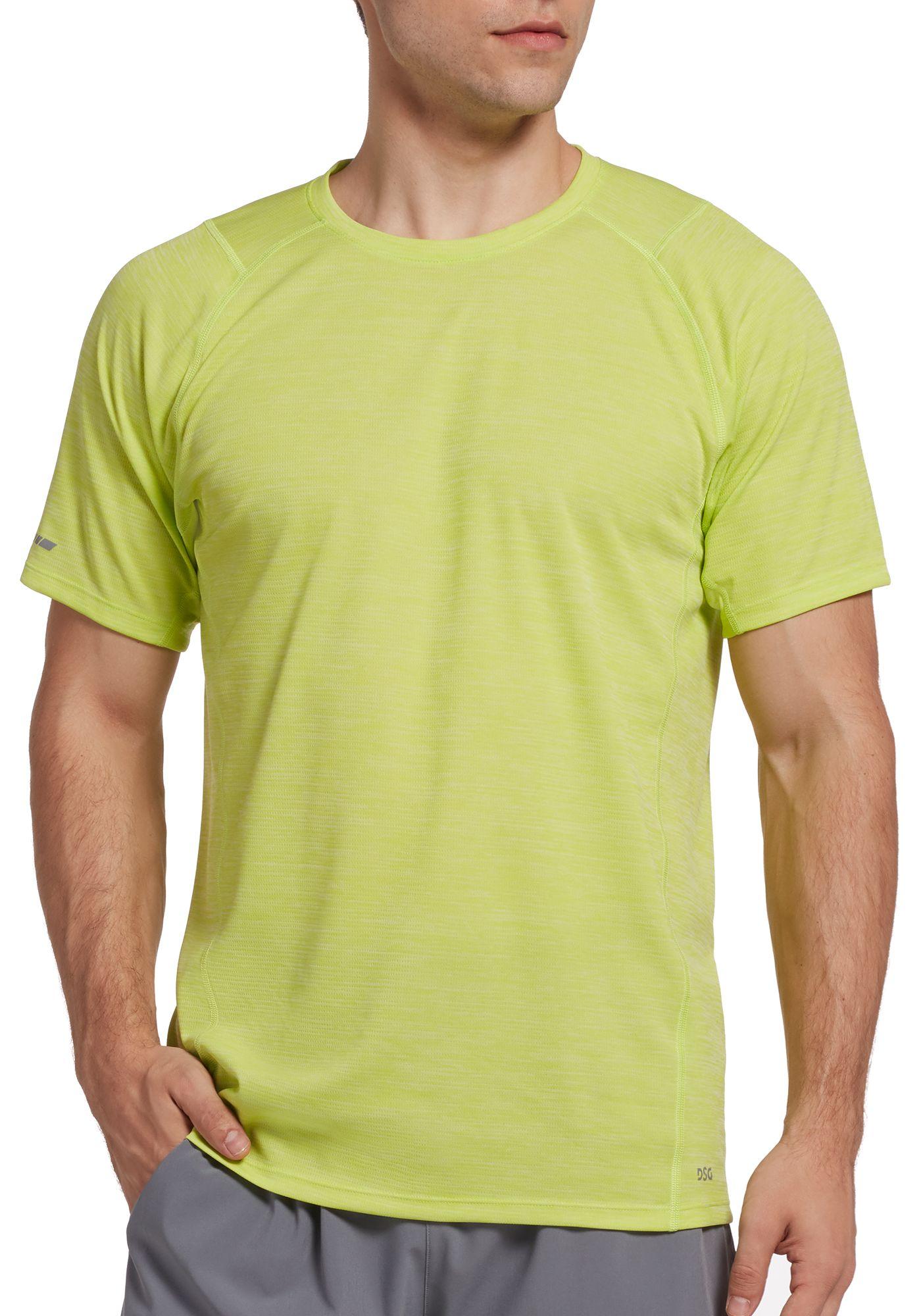 DSG Men's Heather Running T-Shirt