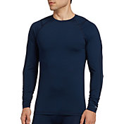 DSG Men's Cold Weather Crewneck Long Sleeve Shirt