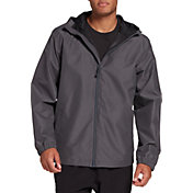 DSG Men's Rain Jacket (Regular and Big & Tall)