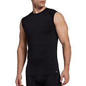 DSG Men's Compression Crew Tank Top