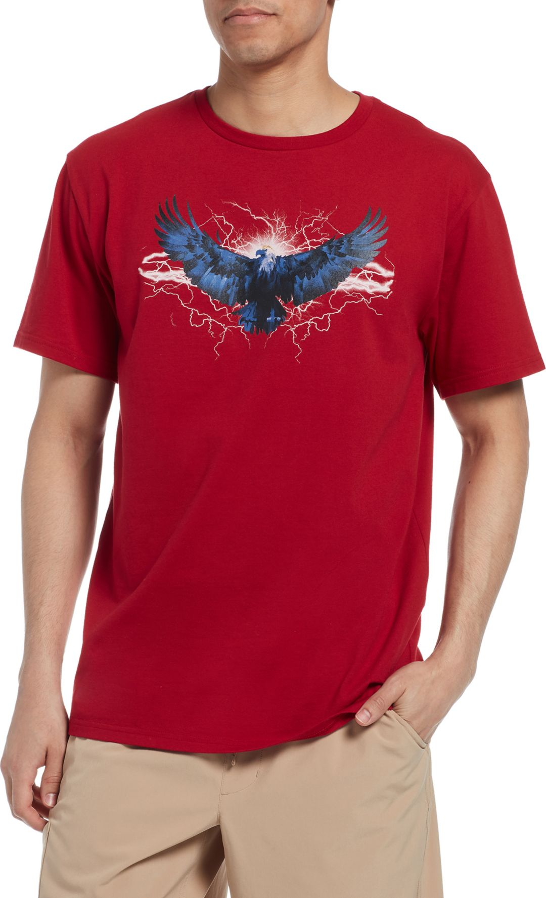 6f4f72aab Men's Americana Graphic T-Shirt | DICK'S Sporting Goods