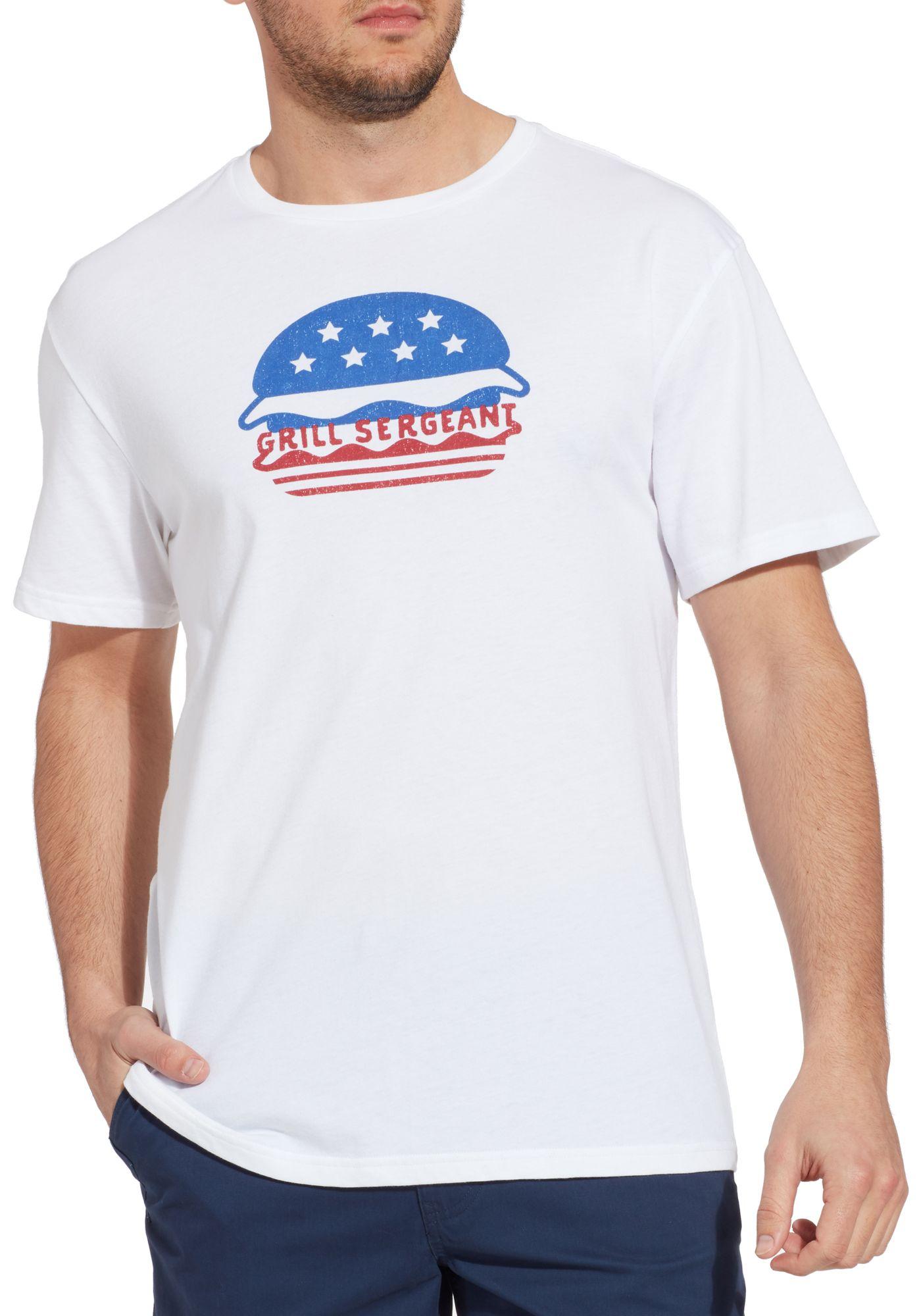 Men's Americana Graphic T-Shirt