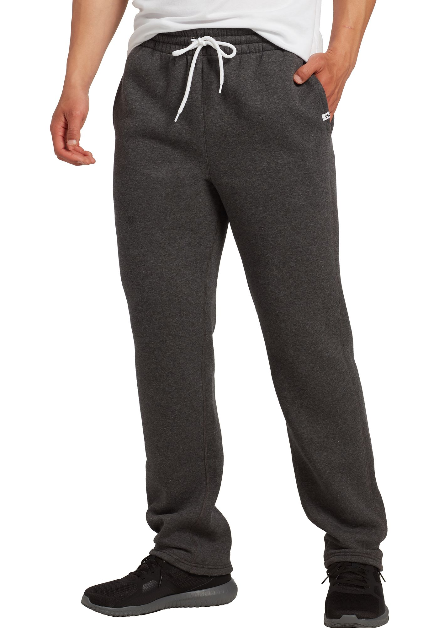 DSG Men's Everyday Cotton Fleece Pants