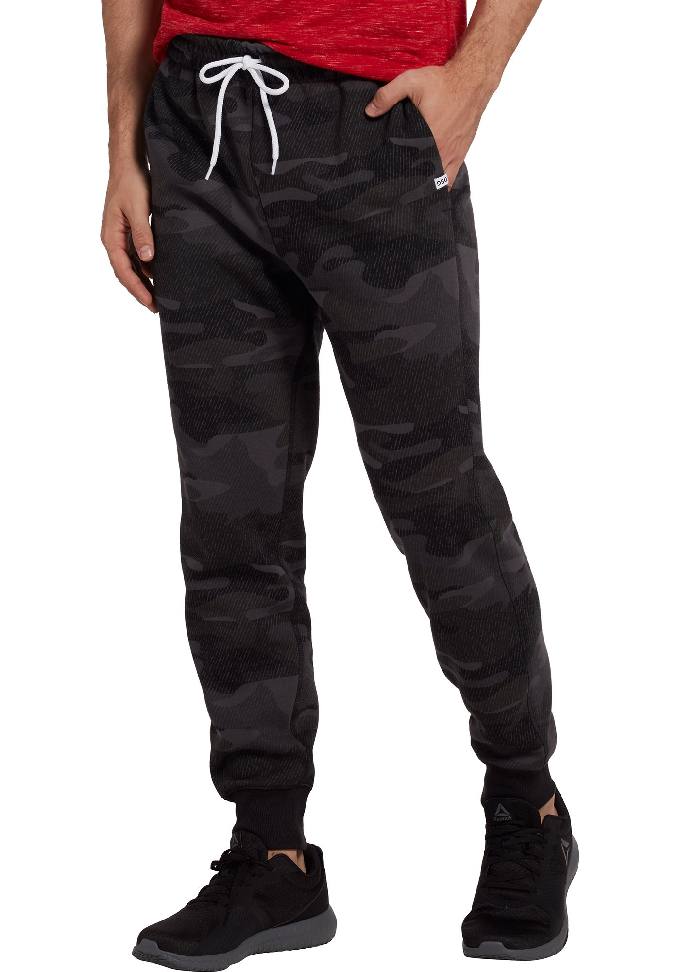DSG Men's Everyday Cotton Fleece Jogger Pants