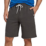 DSG Men's Everyday Cotton Fleece Shorts in Dark Heather Grey