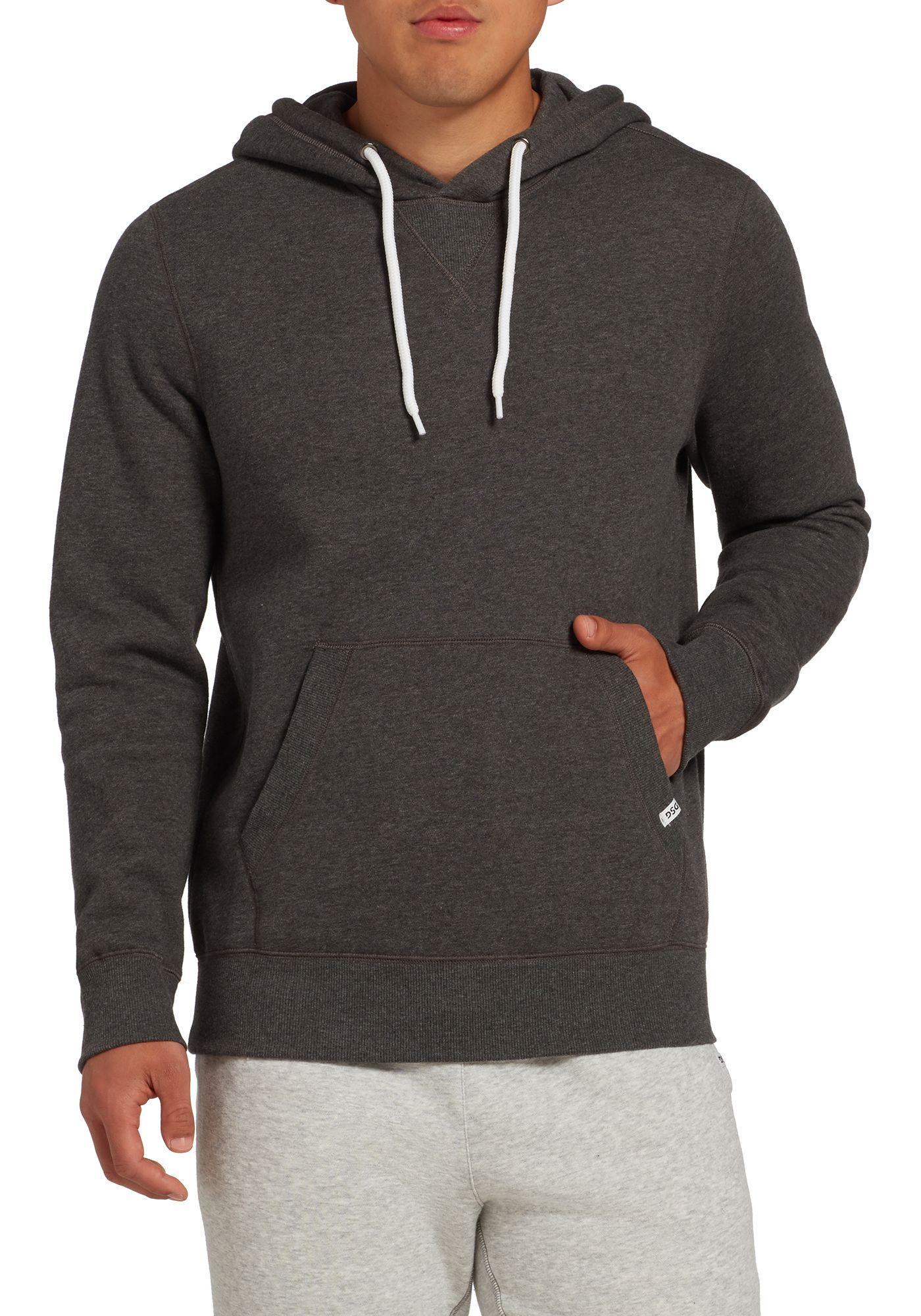 DSG Men's Everyday Cotton Fleece Hoodie