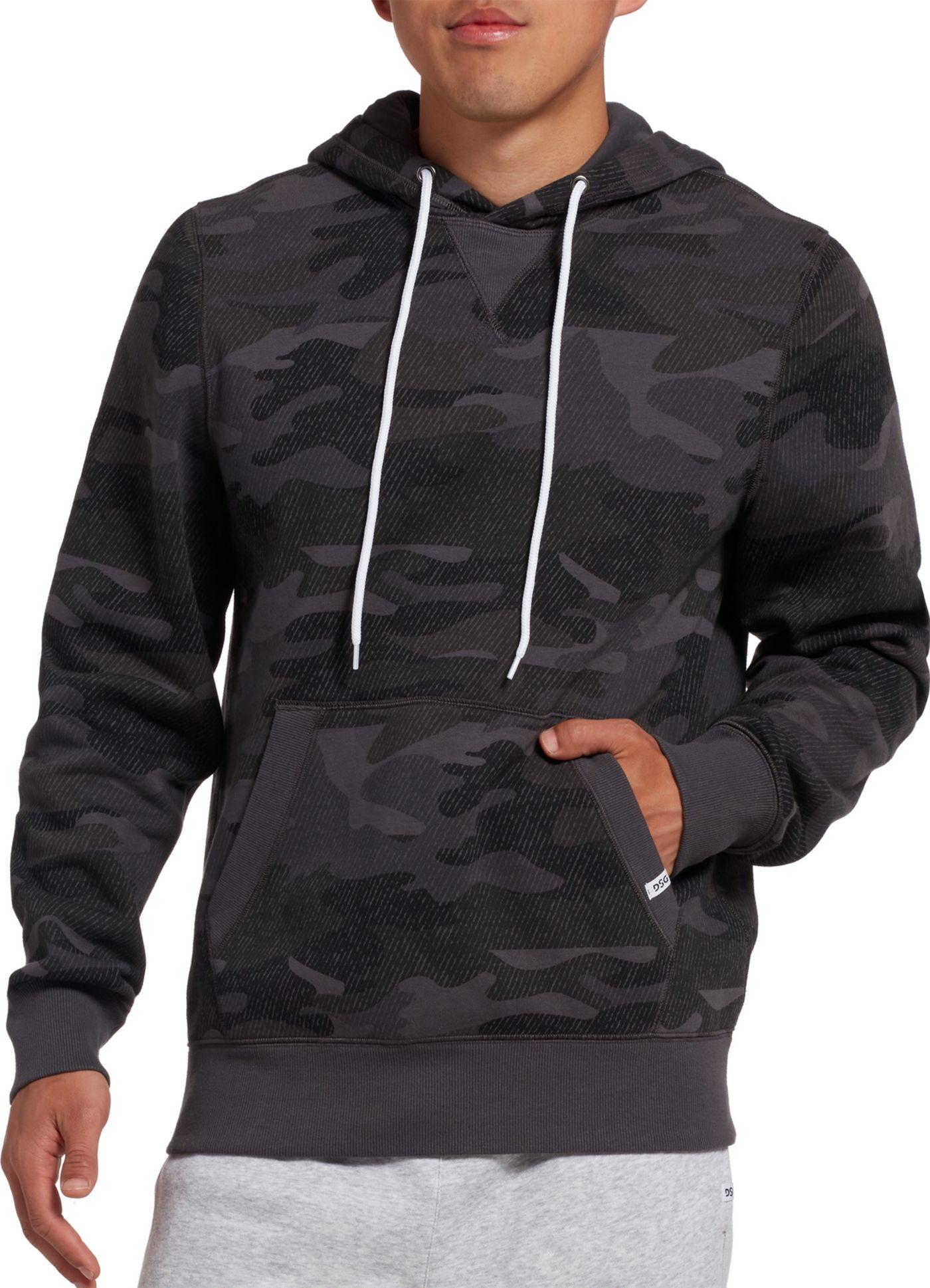 DSG Men's Everyday Cotton Fleece Hoodie (Regular and Big & Tall)