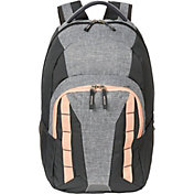 DSG Canyon Backpack in Black Heather/Peach Amber