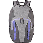DSG Canyon Backpack in Grey Heather/Pais Purple