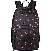 DSG Adventure Backpack in Black Flamingo