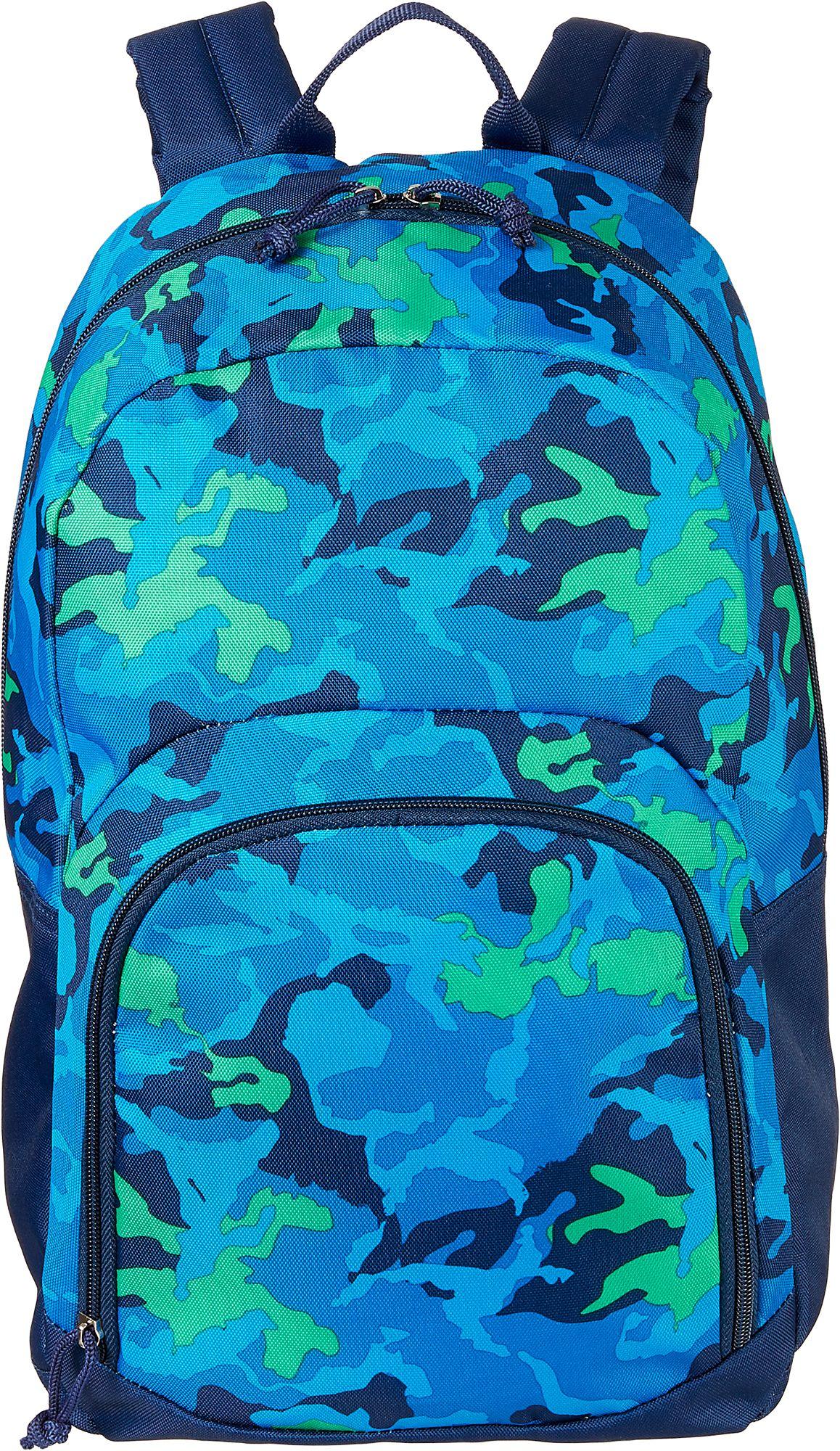 DSG Adventure Backpack, Camo Bright Green